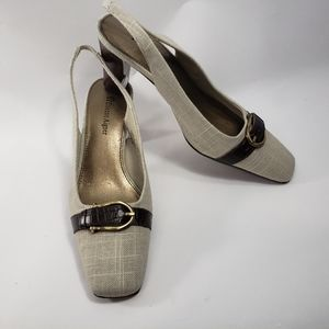 Etienne Aigner Midway Heels size 8.5
